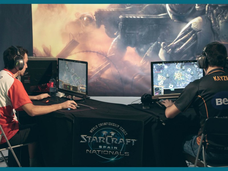 Starcraft Spain Nationals